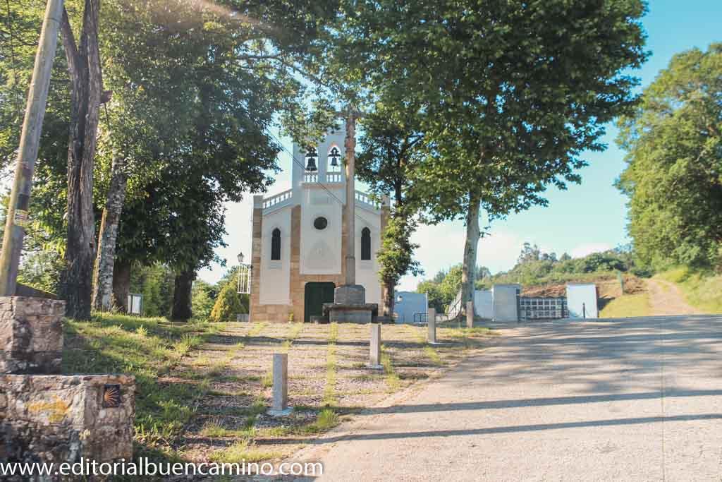 Iglesia de San Andrés de Barciela