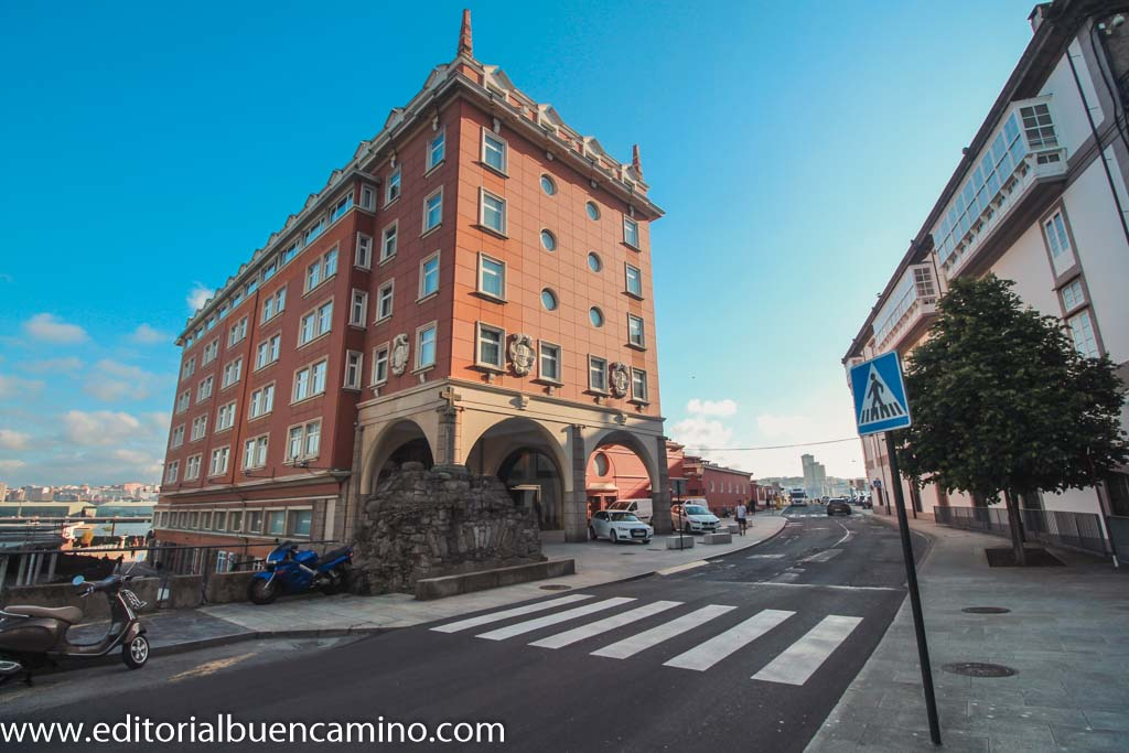Hotel NH Finisterre