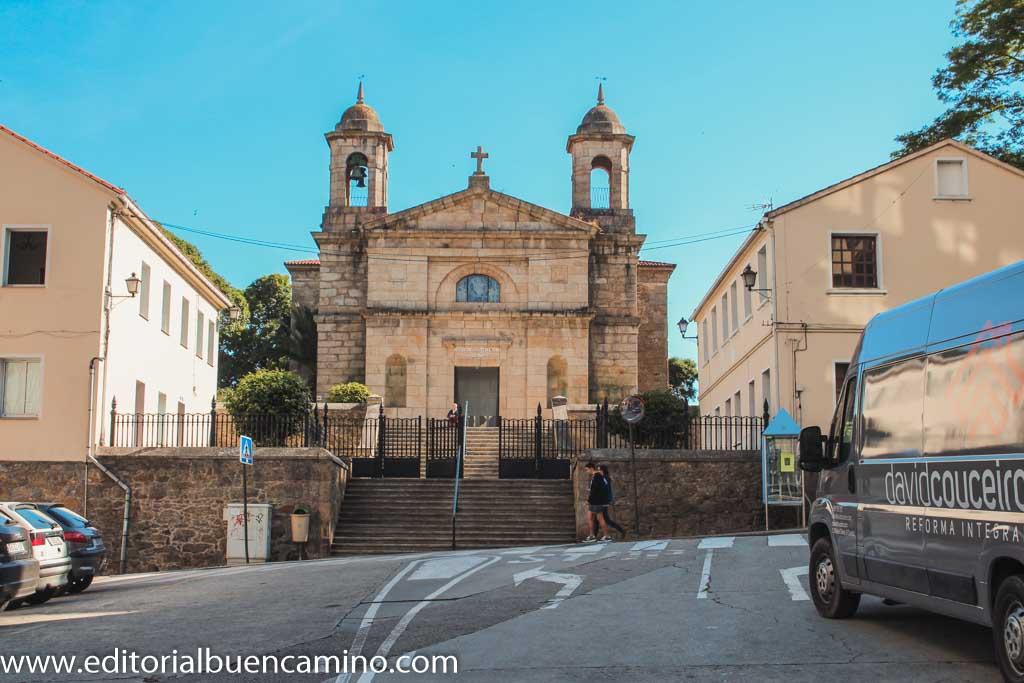 Iglesia de Santa María de Oza
