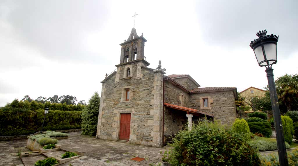 Iglesia de Santa María de Presedo
