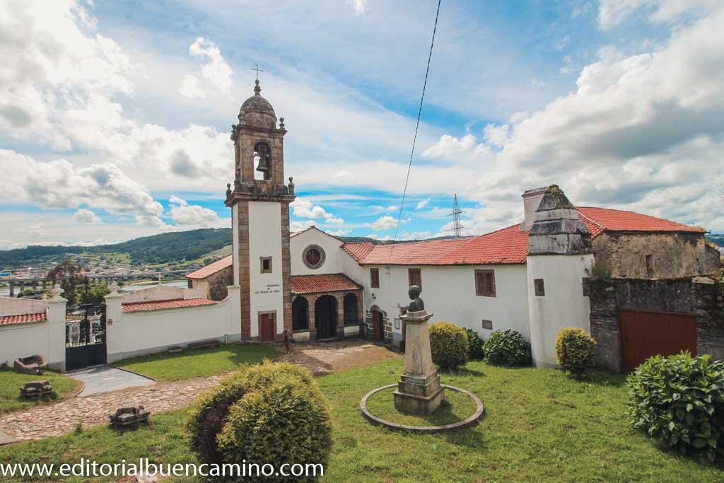 Monasterio de San Martño de Xubia