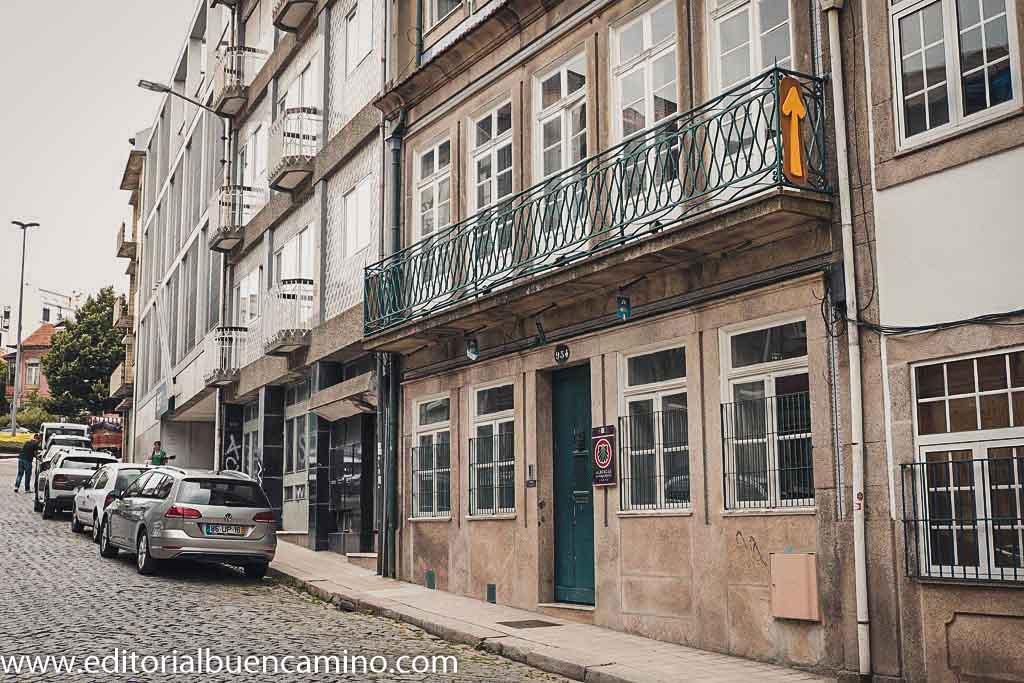 Albergue de peregrinos do Porto