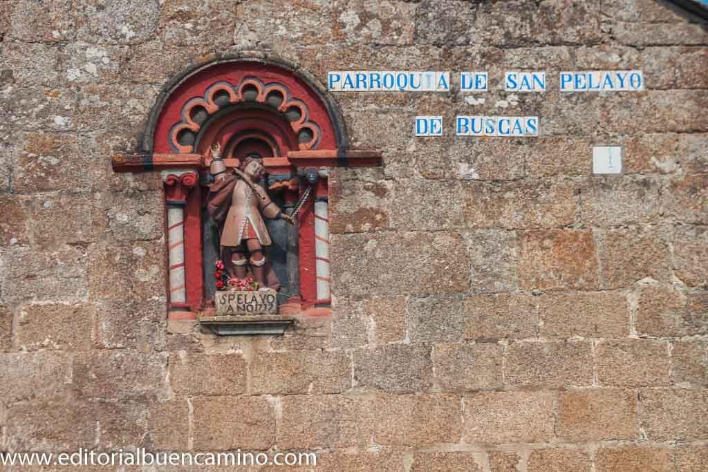 Iglesia de San Paio de Buscás