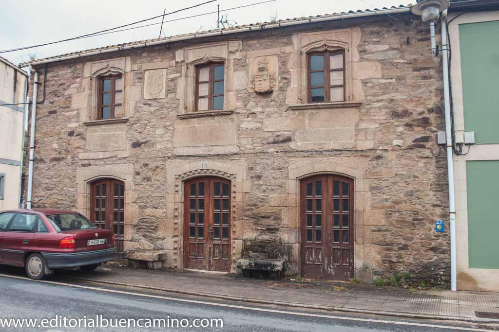 Casa Tardogótica de los Barral