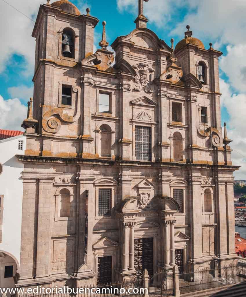 Iglesia de SãoLourenço dos Grilos