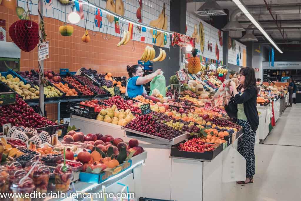 Mercado Temporário do Bolhão