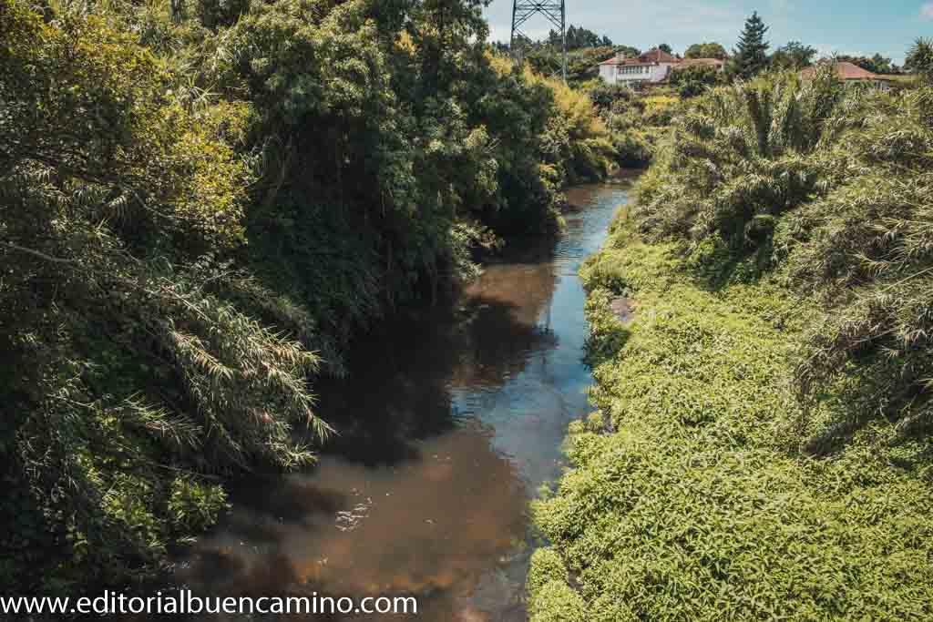 Río Leça