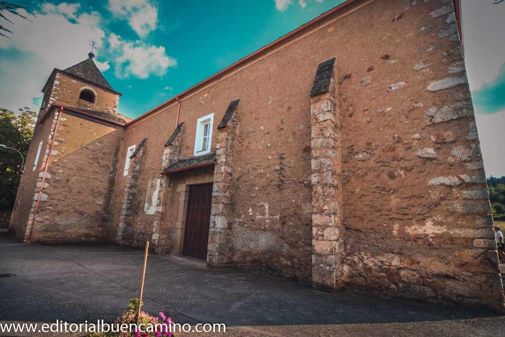 Iglesia de la Virgen de la Vega