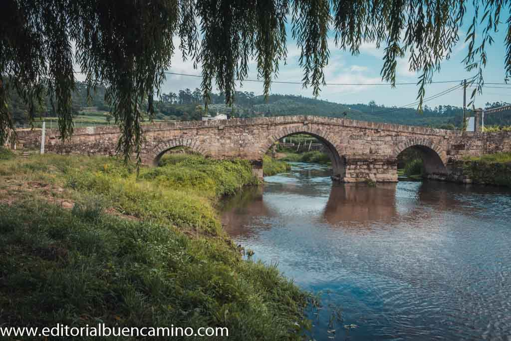 Ponte de S. Miguel de Arcos, río Este