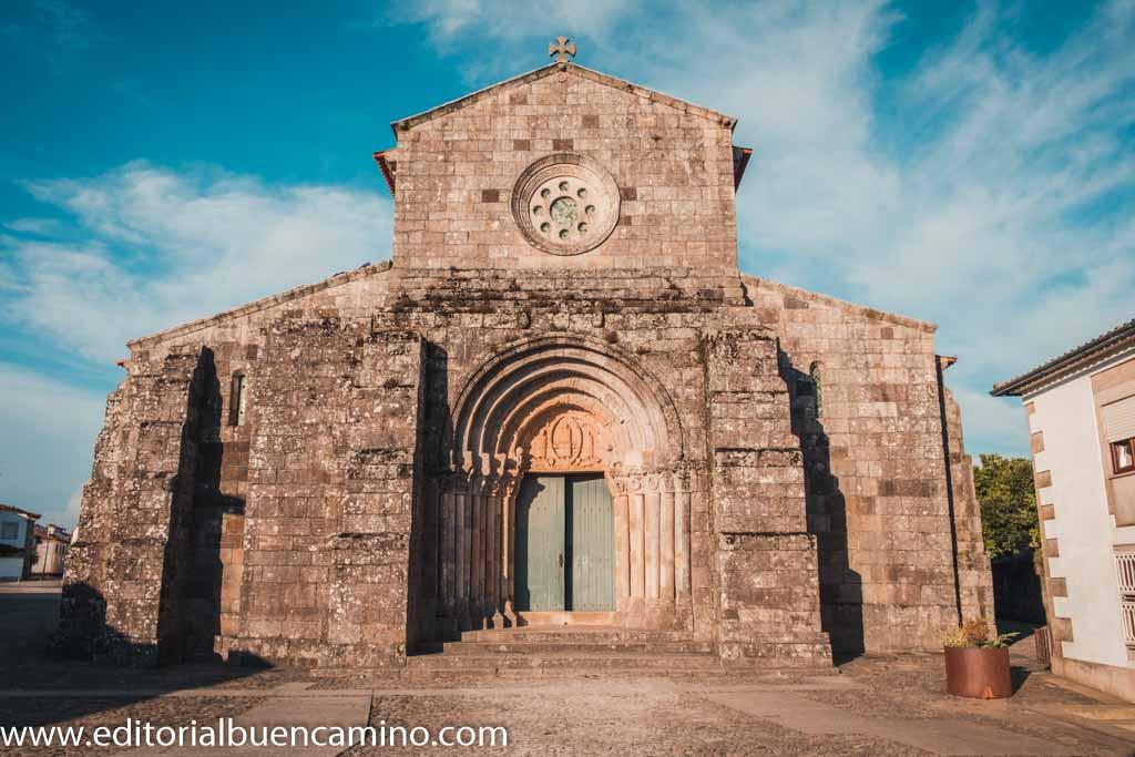 Iglesia románica de São Pedro de Rates