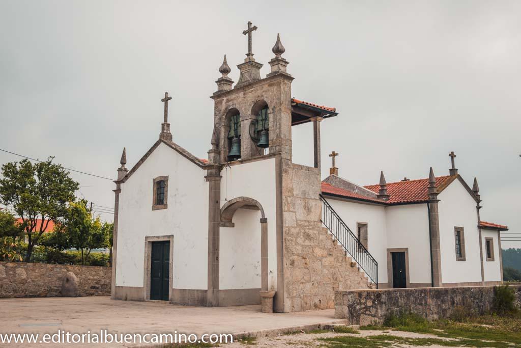 Iglesia de Santa Leocádia