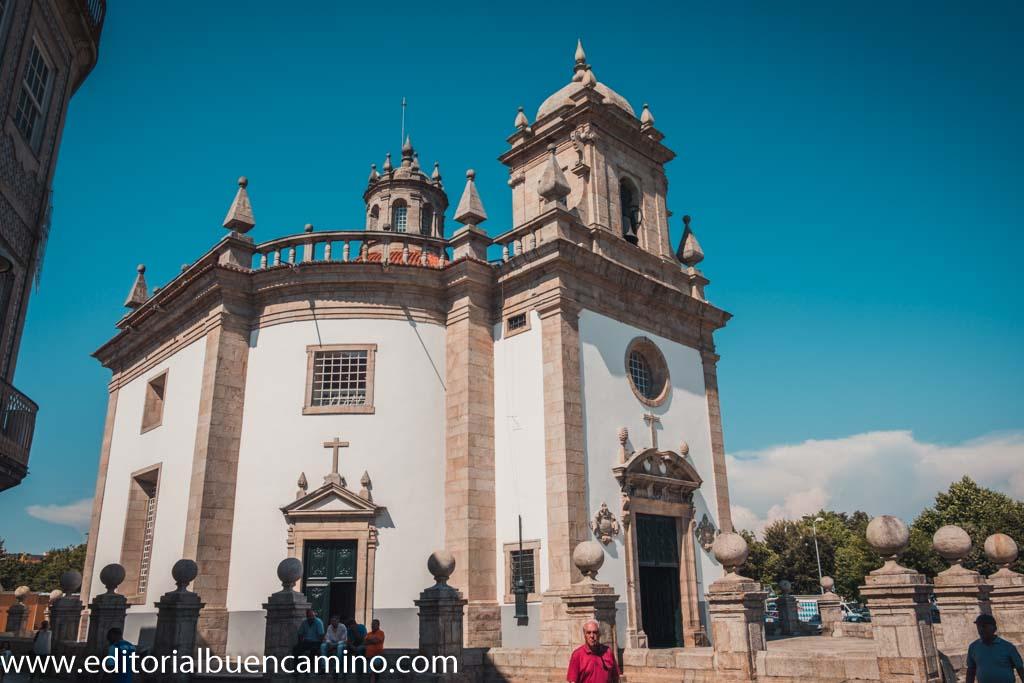 Iglesia do Bom Jesus da Cruz