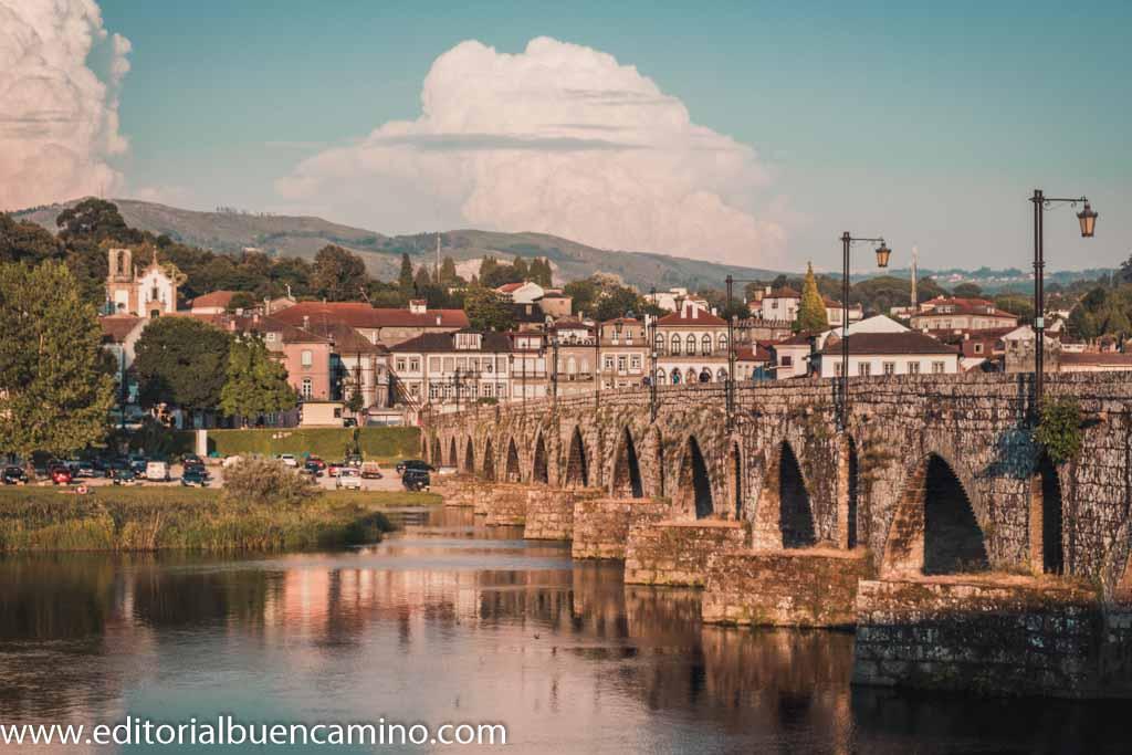 Puente romano y medieval