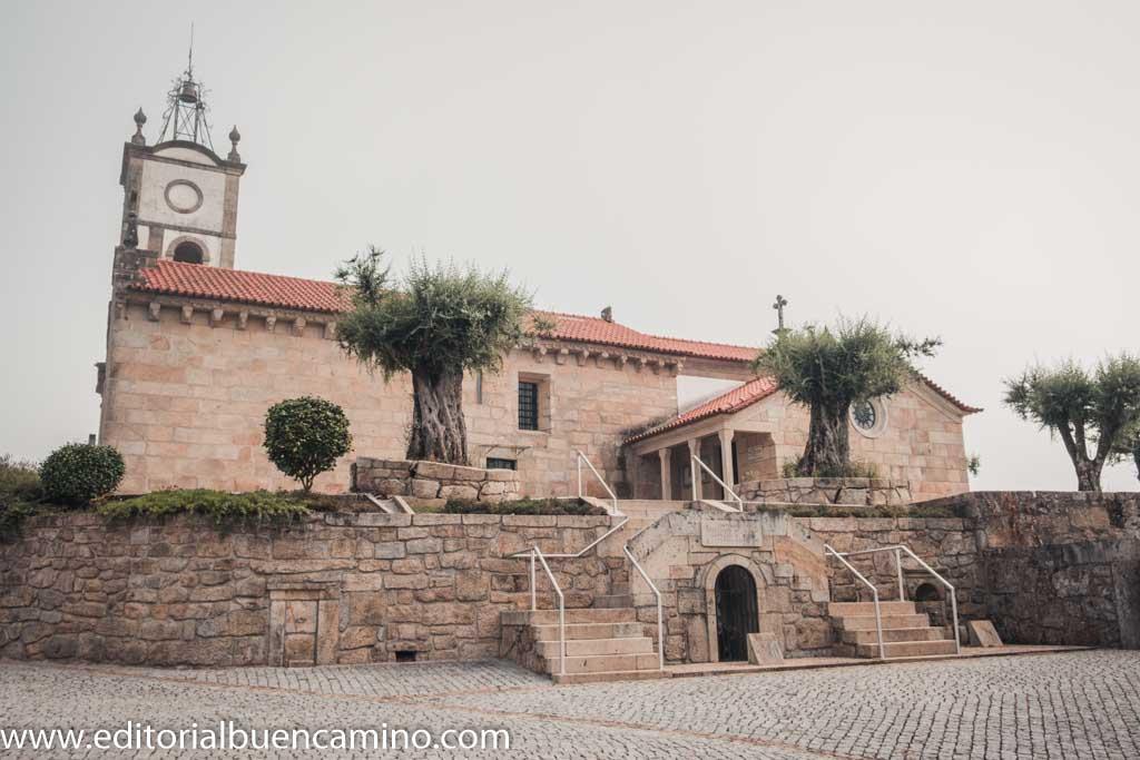 Iglesia de Santa Marinha