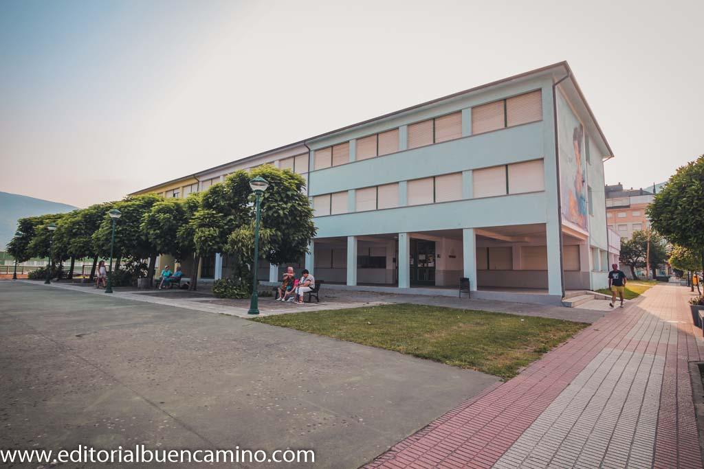 Albergue municipal de Quiroga
