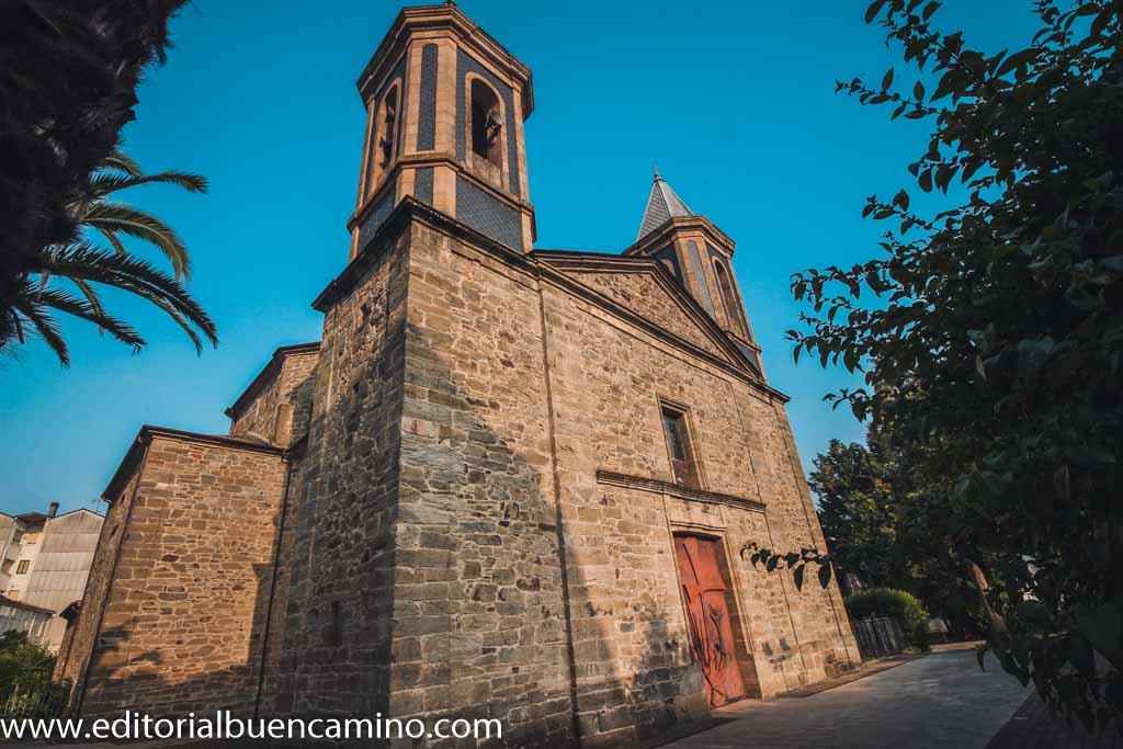 Iglesia Parroquial de San Martín