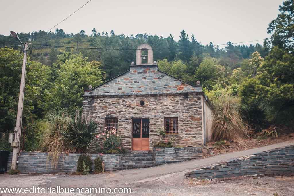 Iglesia de Espandariz