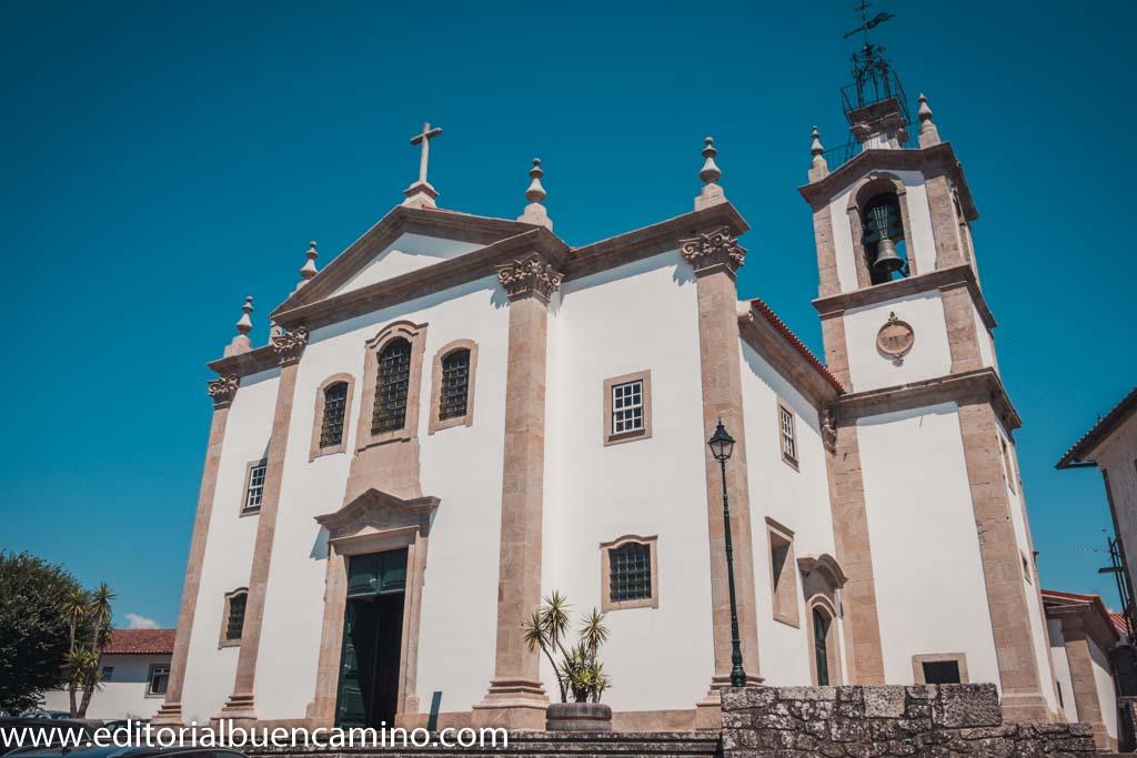 Iglesia de Santo Estevão