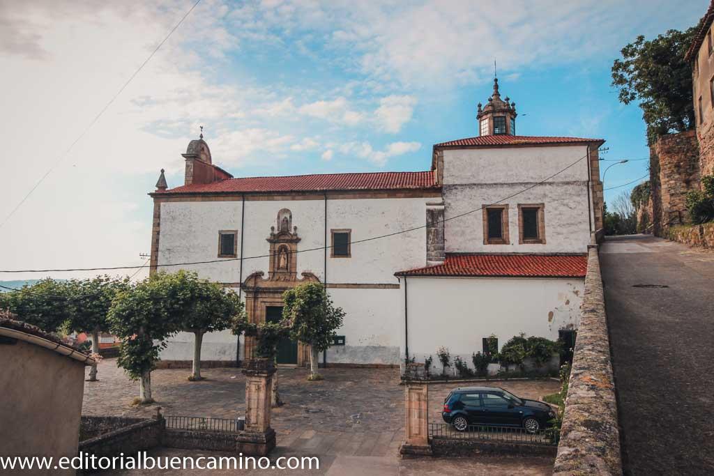 Iglesia de Santa María da Regoa