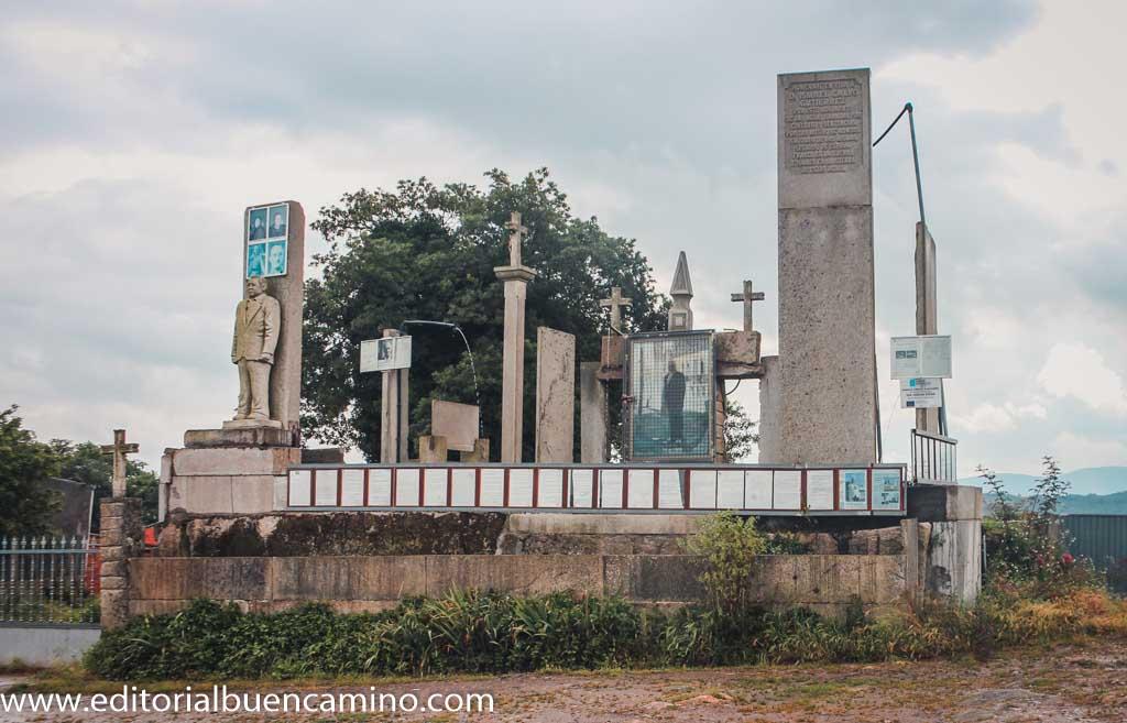 Mausoleo de las aguas ganadas