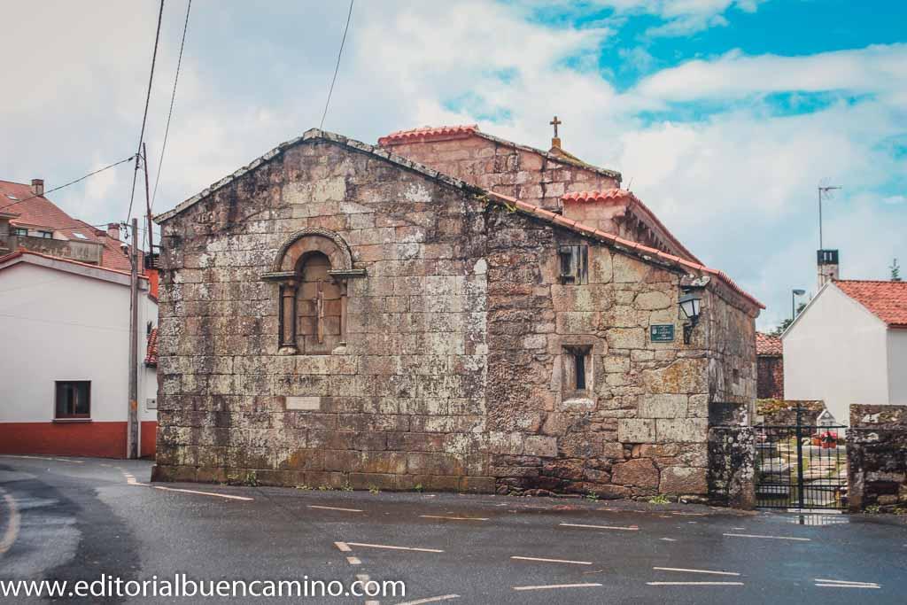 Iglesia de San Martiño de Lalín de Arriba