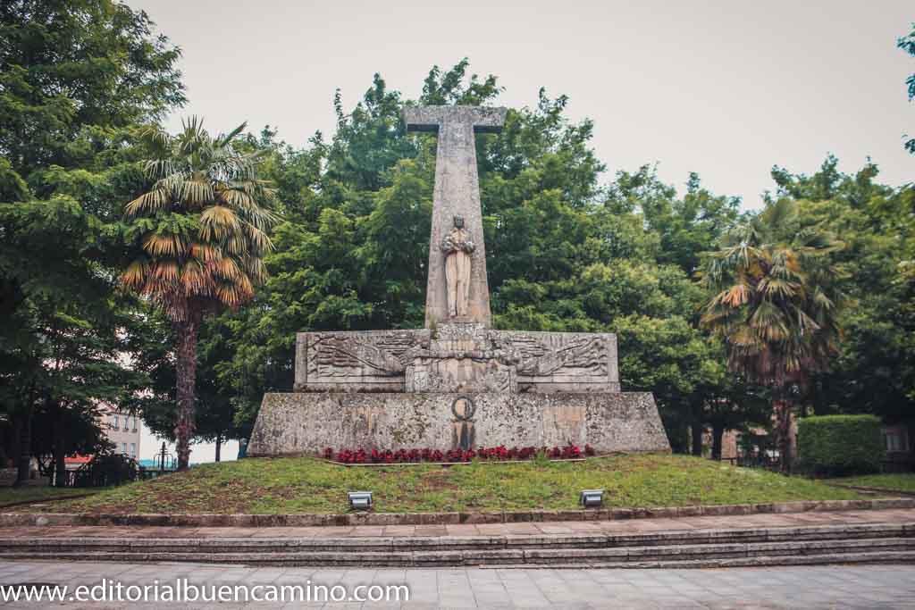 Monumento a Joaquín Loriga