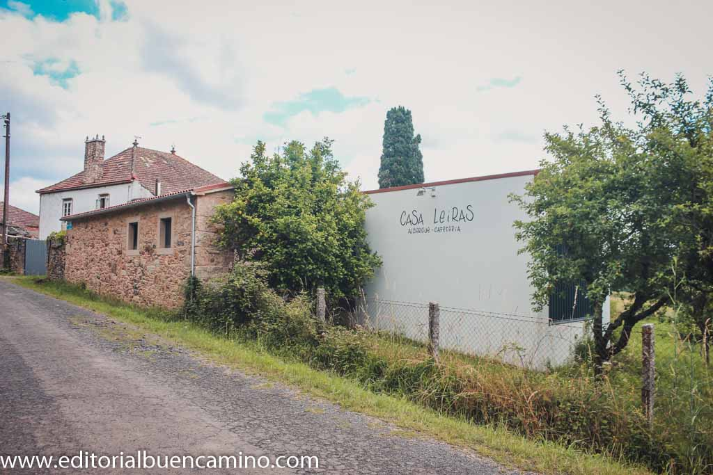 Albergue casa Leiras