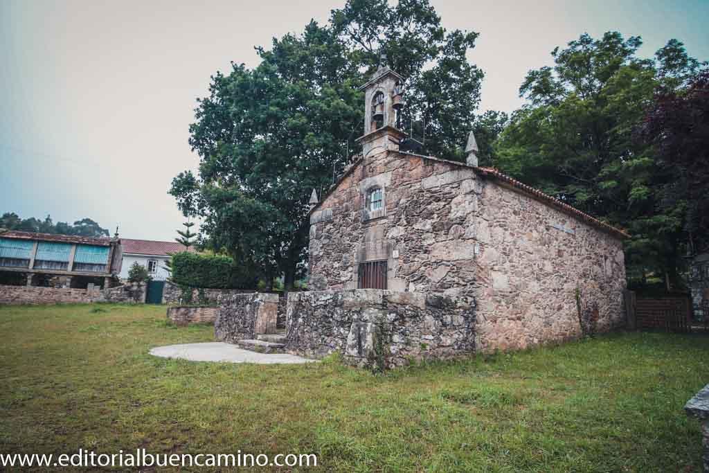 Ermita de Santiaguiño do Monte