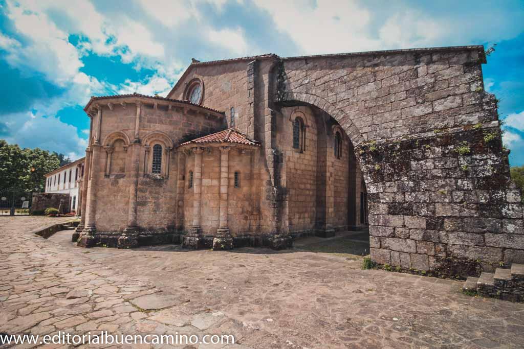 Iglesia de Santa María del Sar