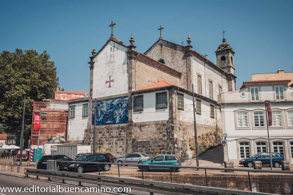 Iglesia parroquial de Massarelos