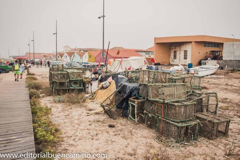 Playa dos Pescadores da Angeiras