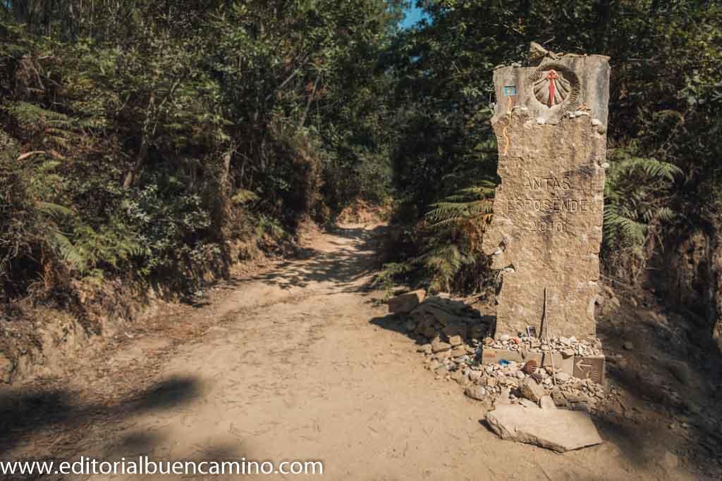 Marco del Camino Portugués de la Costa