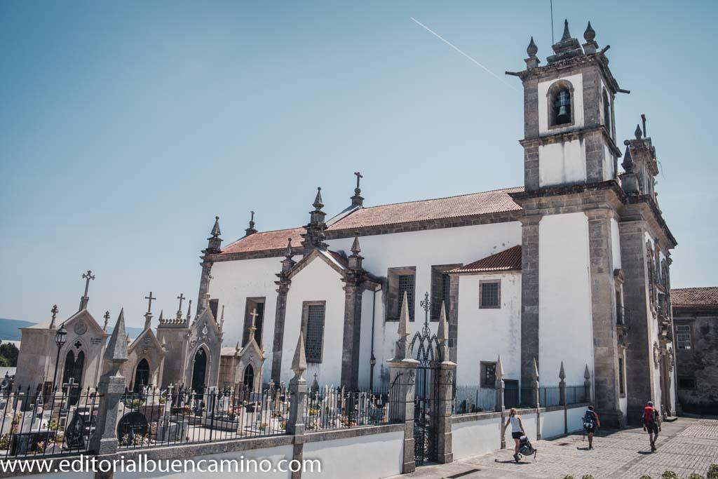 Monasterio de São Romão de Neiva