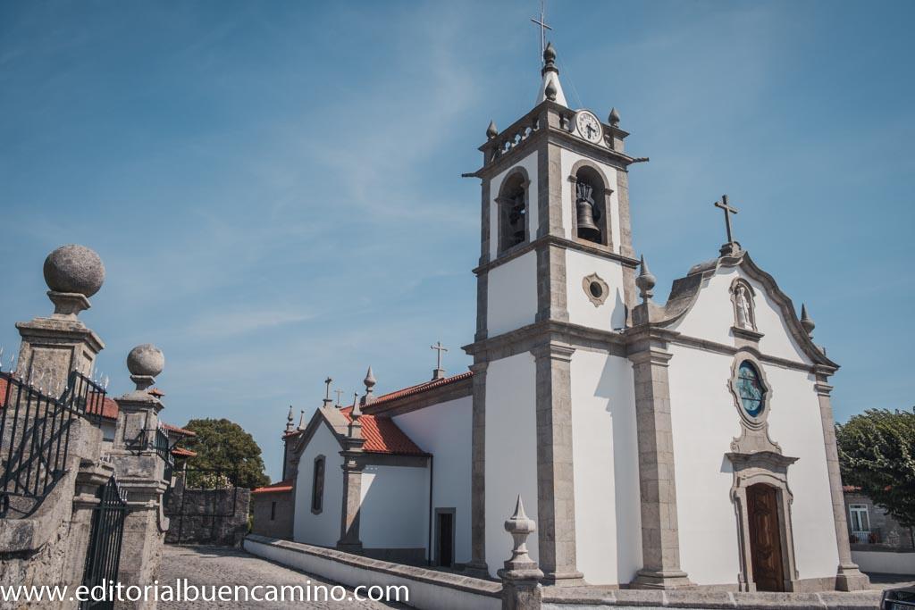Iglesia de S. Tiago de Anha