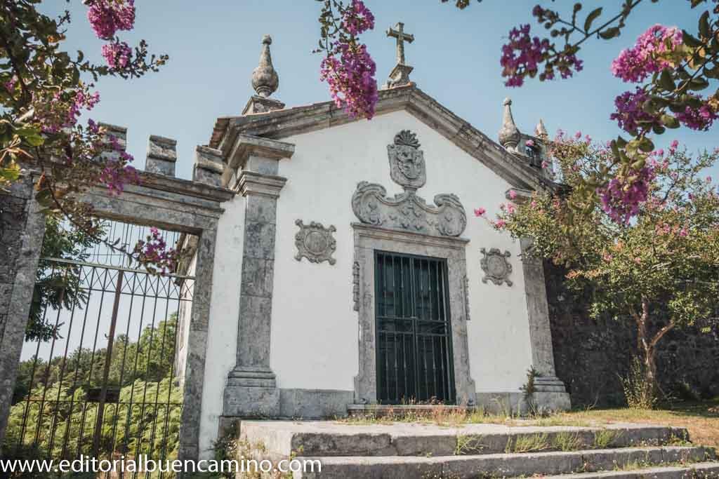 Capilla de Santo António