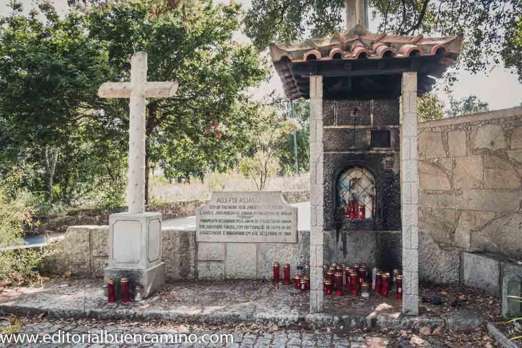 Alminha y memorial