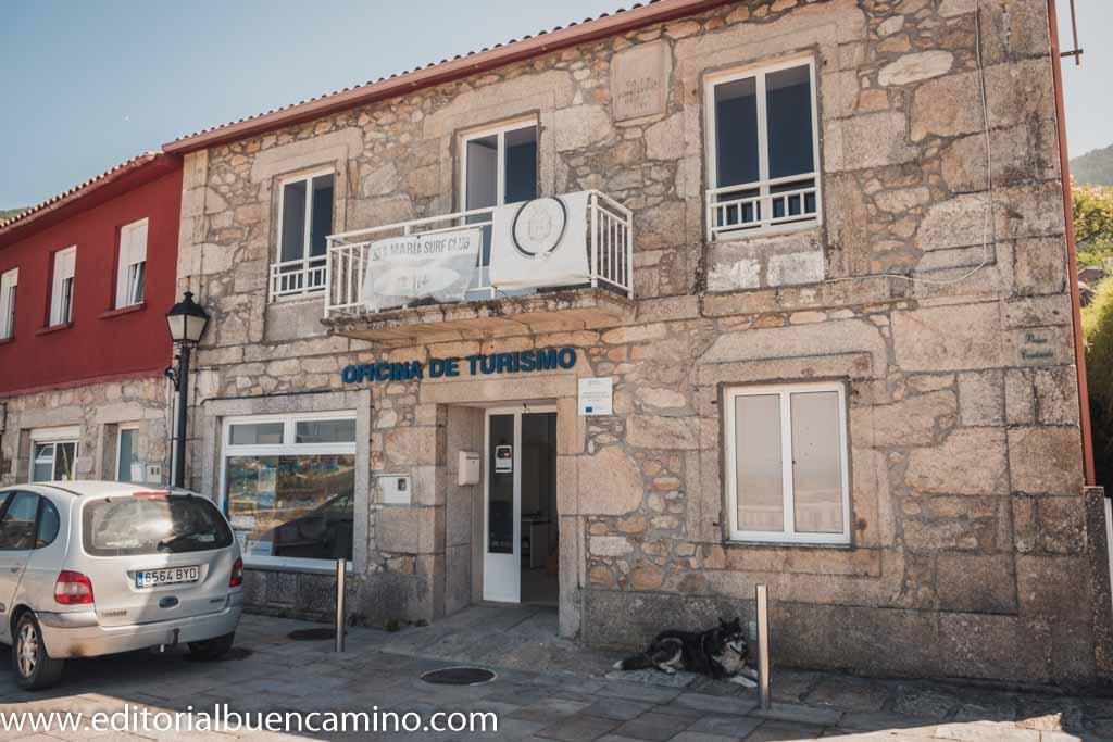 Oficina de Turismo de Oia