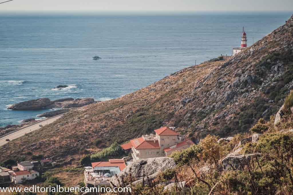 Vistas del Faro Silleiro