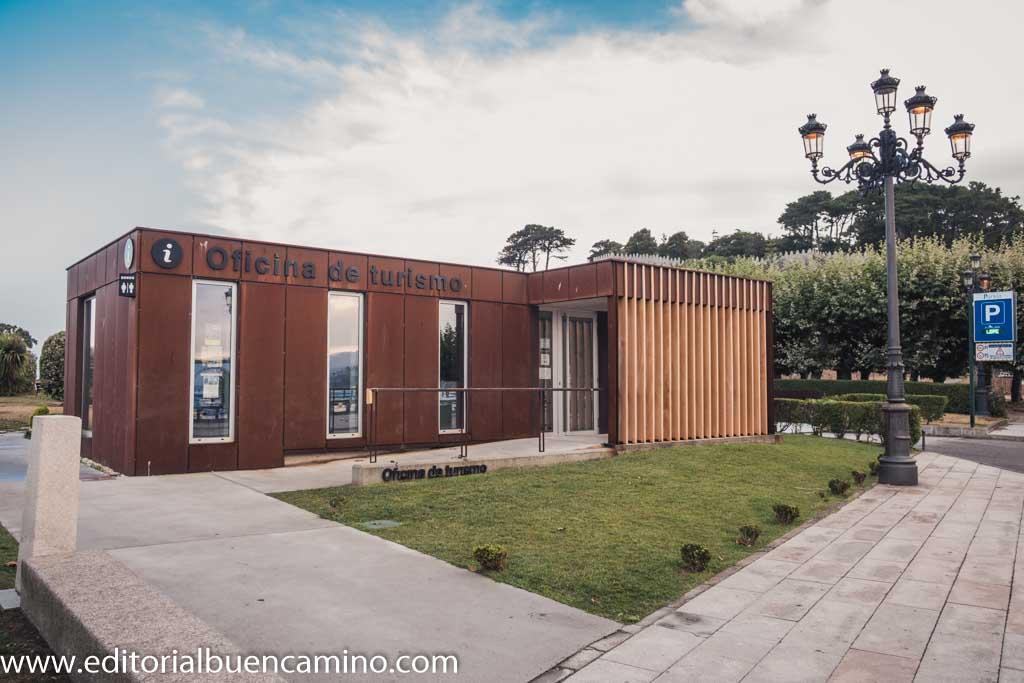 Oficina de Turismo de Baiona