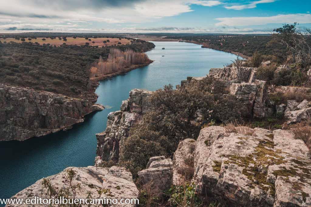 Mirador sobre el río Esla