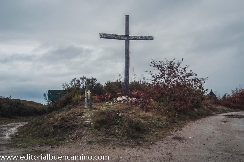 Cruz del monte Talariño