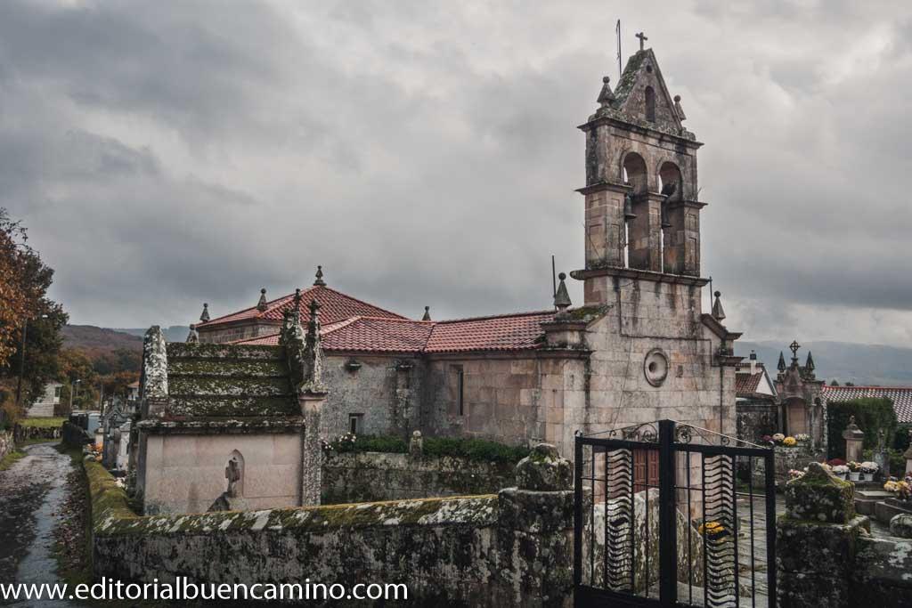 Iglesia parroquial de Santa María de Bóveda