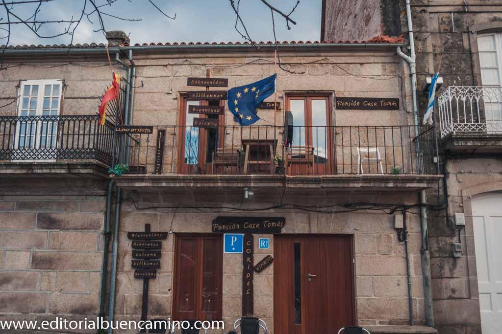 Albergue Turístico Casa Tomás