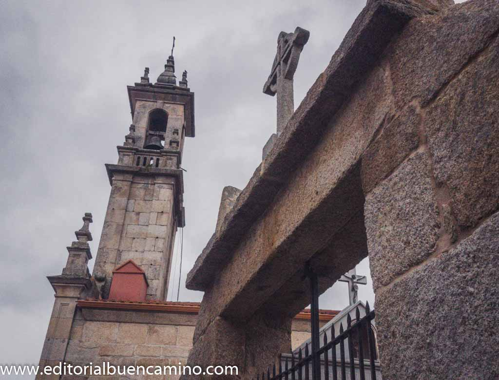 Iglesia parroquial de San Verísimo o San Breixo