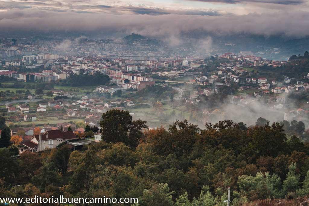 Mirador sobre Ourense