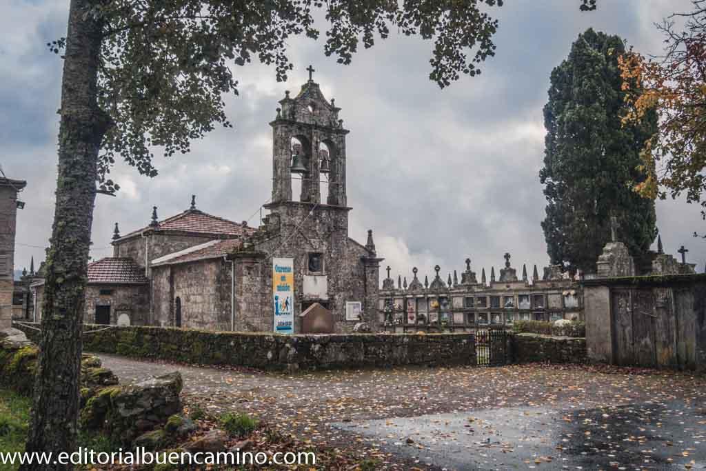 Iglesia de Santa María de Carballeda
