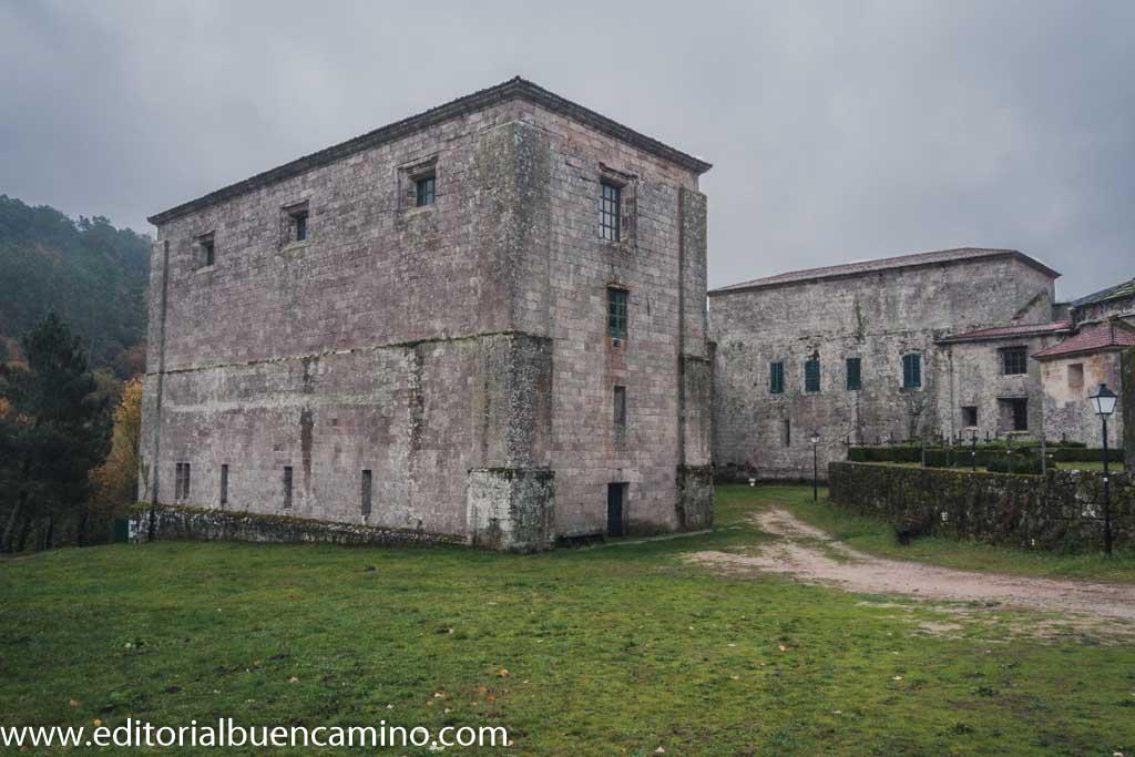 Albergue de peregrinos del Monasterio de Oseira