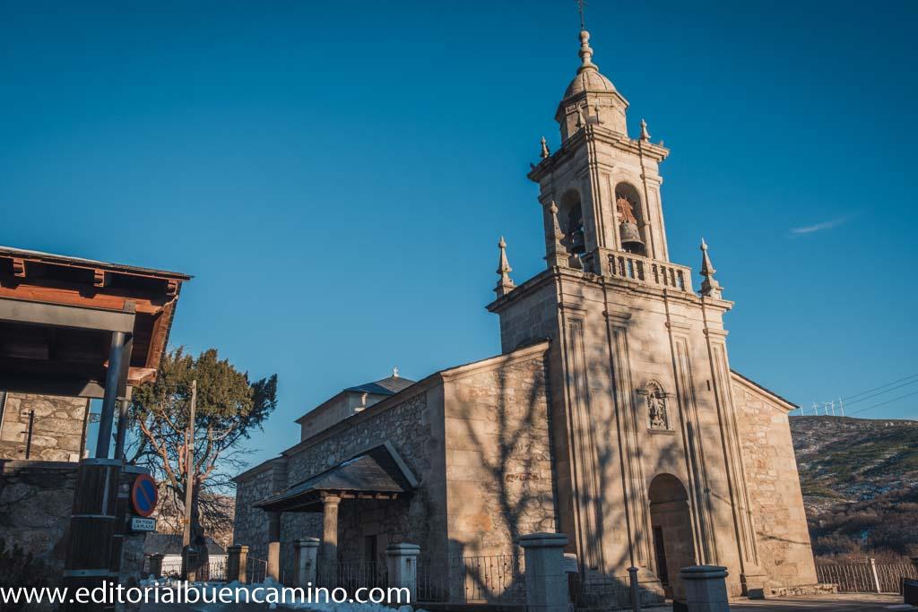 Iglesia de San Mamés
