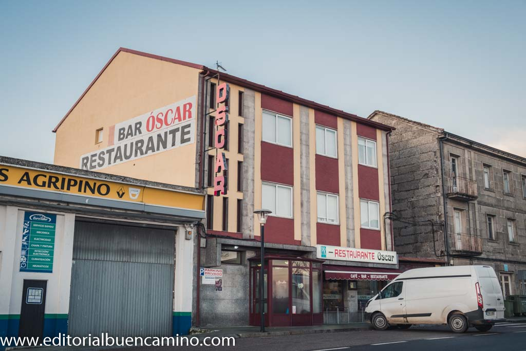 Hostal Restaurante Óscar