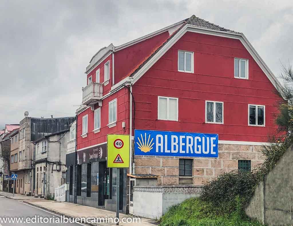 Albergue Camino Portugués
